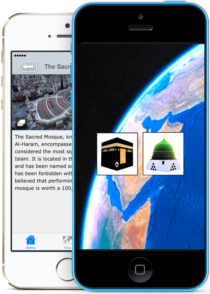 Ziyara GPS - Your World-Class Guide to Makkah & Madinah
